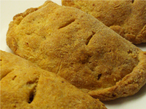 Cherry Quince Turnovers {Gluten-Free}   Wheat-Free Meat-Free