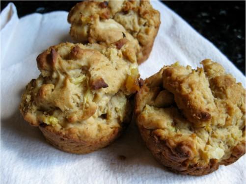 Pineapple Muffins {Gluten-Free} | Wheat-Free Meat-Free
