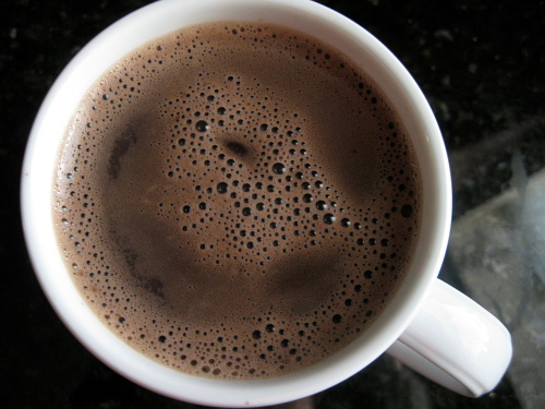 Hot Cocoa | Wheat-Free Meat-Free