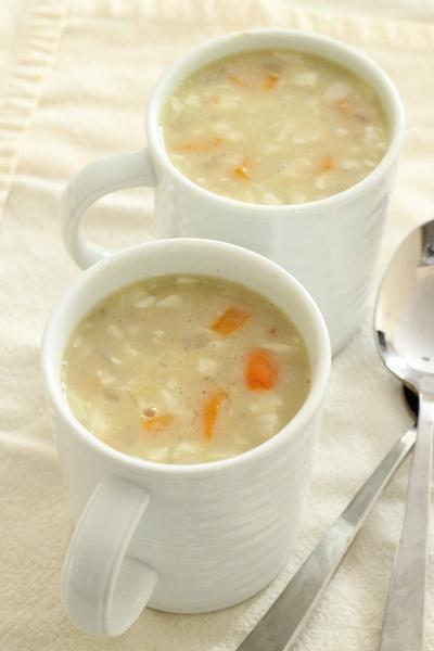 Coconut Plantain Soup {Gluten-Free, Vegetarian}   Wheat-Free Meat-Free