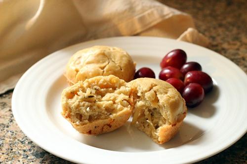 ... Onion Muffins {Gluten-Free, Vegetarian}   Wheat-Free Meat-Free