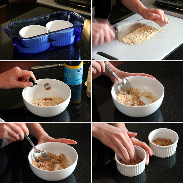 Making Shortbread Crust