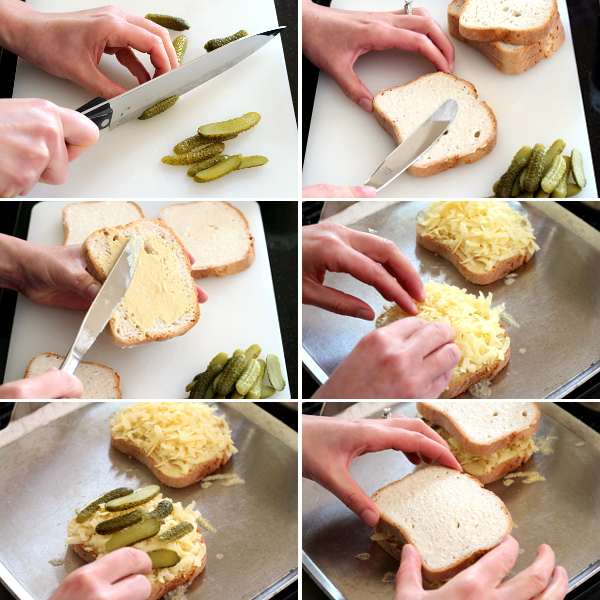 How to Make Grilled Cheese | Wheat-Free Meat-Free