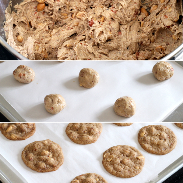 Making Five Spice Cookies | Wheat-Free Meat-Free