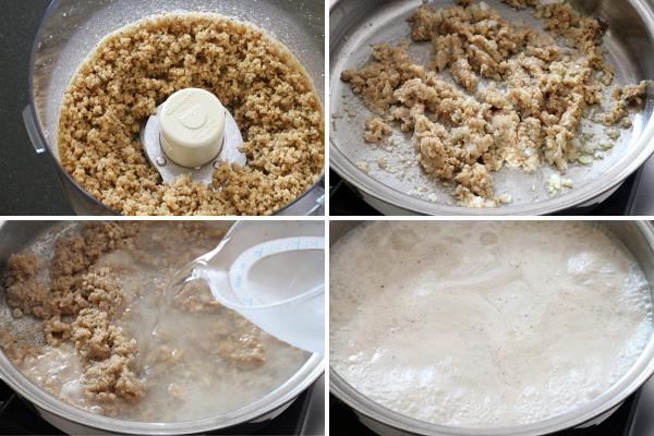Preparing the Walnuts | Wheat-Free Meat-Free