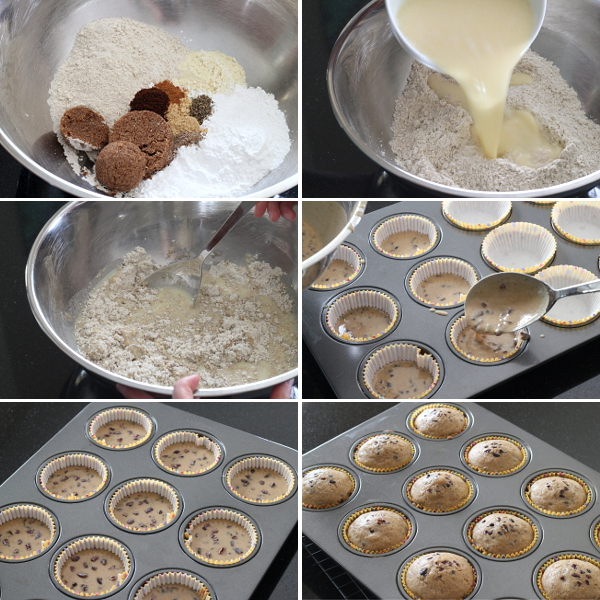 Making Chai-Spiced Muffins | Wheat-Free Meat-Free