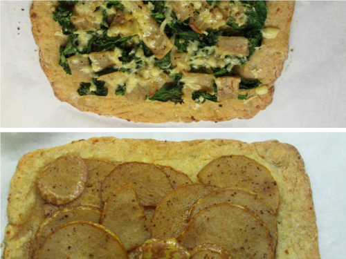 Pear Tarts {Gluten-Free} | Wheat-Free Meat-Free