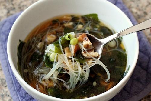 Pan Asian Soup