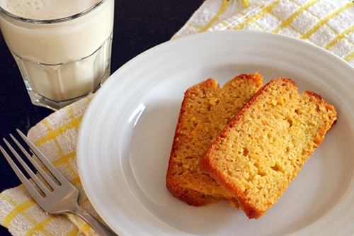 Grapefruit Yogurt Olive Oil Cake