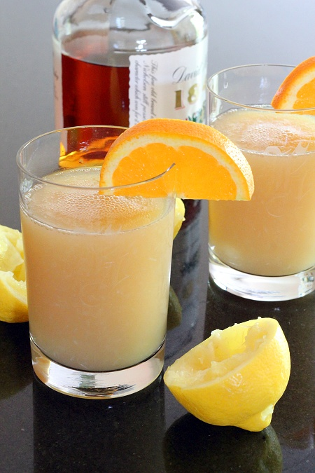 Whiskey Sours | Wheat-Free Meat-Free