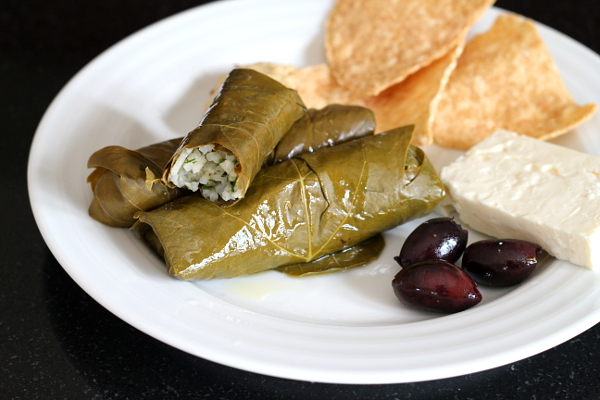 Dolma as an Appetizer | Wheat-Free Meat-Free