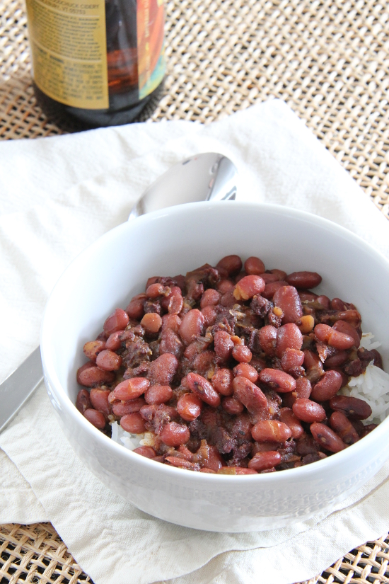 Red Beans and Rice {Vegan, Gluten-Free} | Wheat-Free Meat-Free