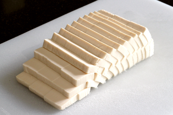 Sliced Tofu | Wheat-Free Meat-Free