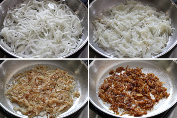 Caramelizing Onions | Wheat-Free Meat-Free